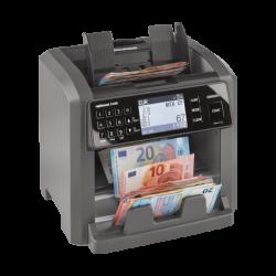 Banknotenzähler und -prüfer...